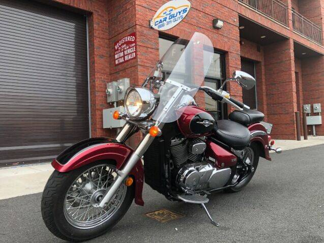 2007 Suzuki Boulevard C50 for sale at The Car Guys in Staten Island NY