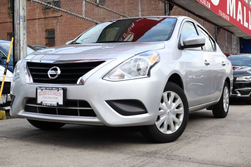 2019 Nissan Versa for sale at HILLSIDE AUTO MALL INC in Jamaica NY