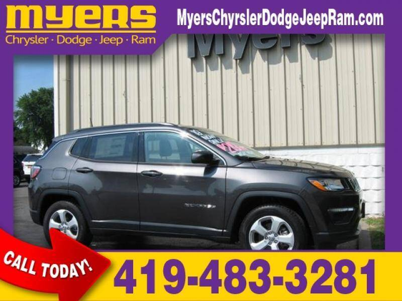 2019 Jeep Compass for sale in Bellevue, OH
