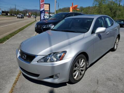 2006 Lexus IS 250 for sale at Smith's Cars in Elizabethton TN