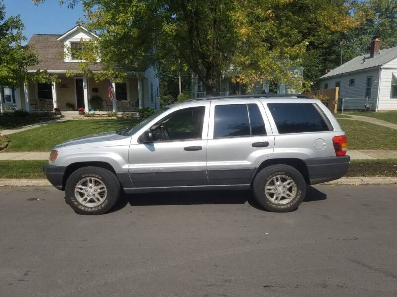 used 2003 jeep grand cherokee for sale in ohio carsforsale com carsforsale com