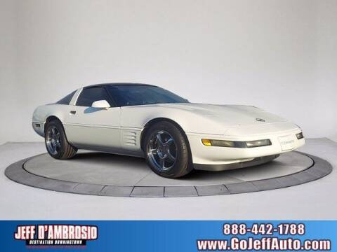 1994 Chevrolet Corvette for sale at Jeff D'Ambrosio Auto Group in Downingtown PA