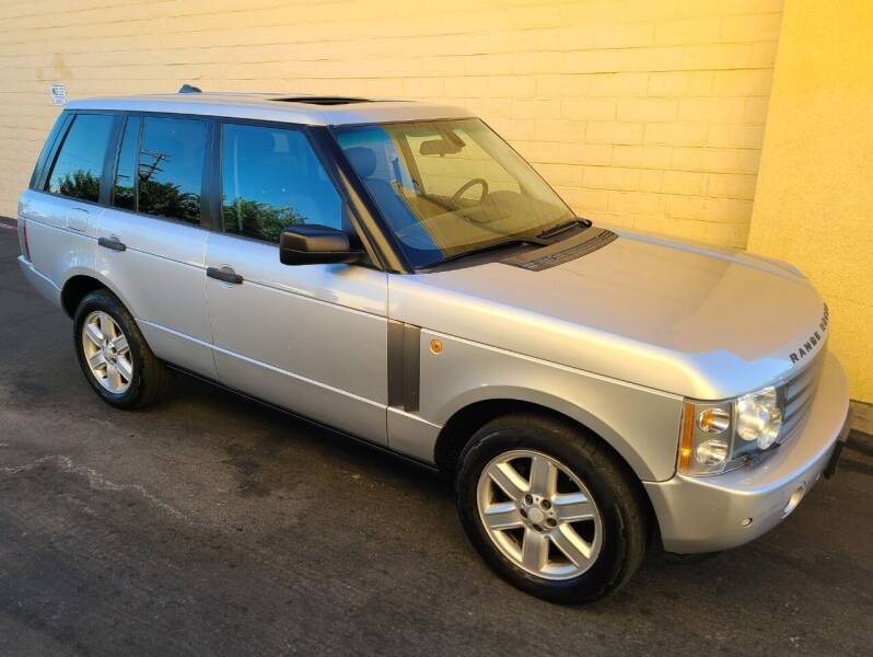 2005 Land Rover Range Rover for sale at Cars To Go in Sacramento CA