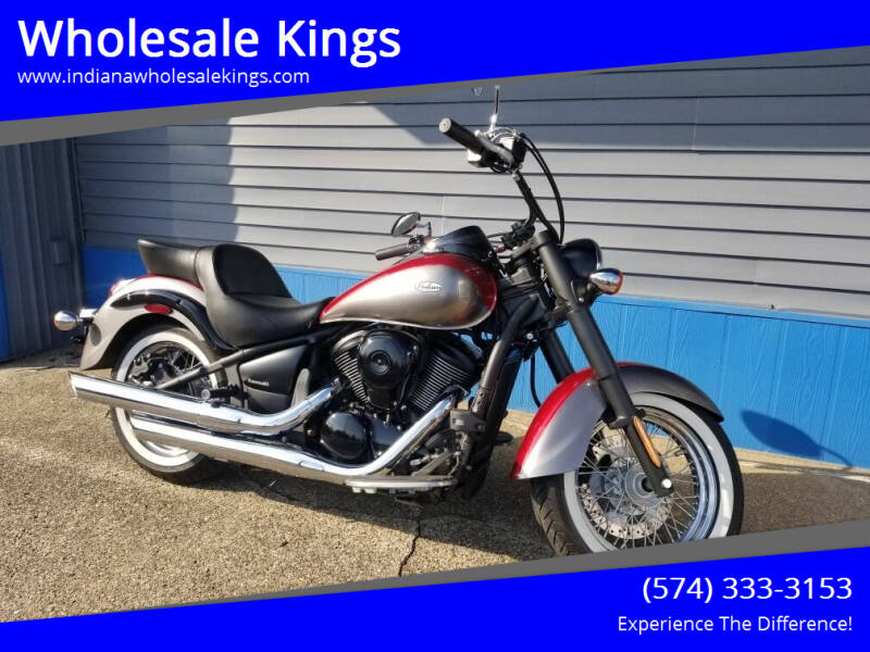 2016 Kawasaki Vulcan for sale at Wholesale Kings in Elkhart IN