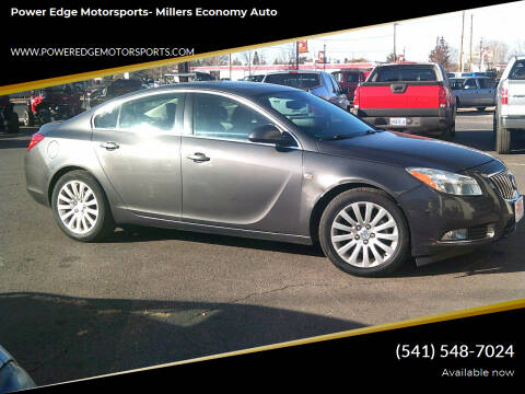 2011 Buick Regal for sale at Power Edge Motorsports- Millers Economy Auto in Redmond OR