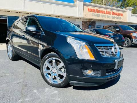 2012 Cadillac SRX for sale at North Georgia Auto Brokers in Snellville GA
