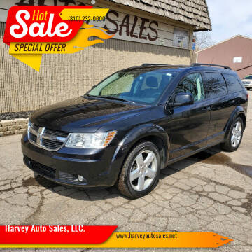 2010 Dodge Journey for sale at Harvey Auto Sales, LLC. in Flint MI
