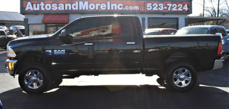 2014 RAM Ram Pickup 2500 for sale at Autos and More Inc in Knoxville TN