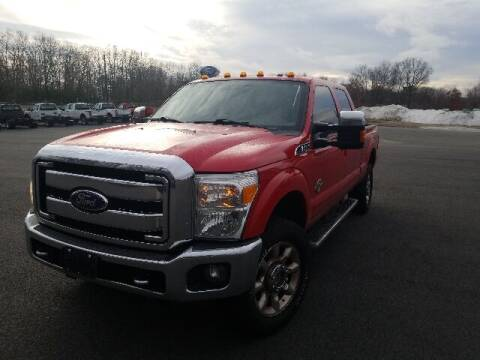 2011 Ford F-350 Super Duty for sale at BETTER BUYS AUTO INC in East Windsor CT