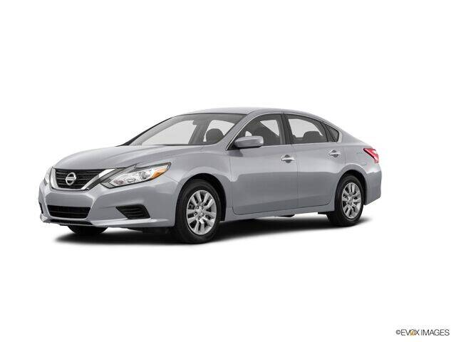 2016 Nissan Altima for sale at Volkswagen of Springfield in Springfield PA