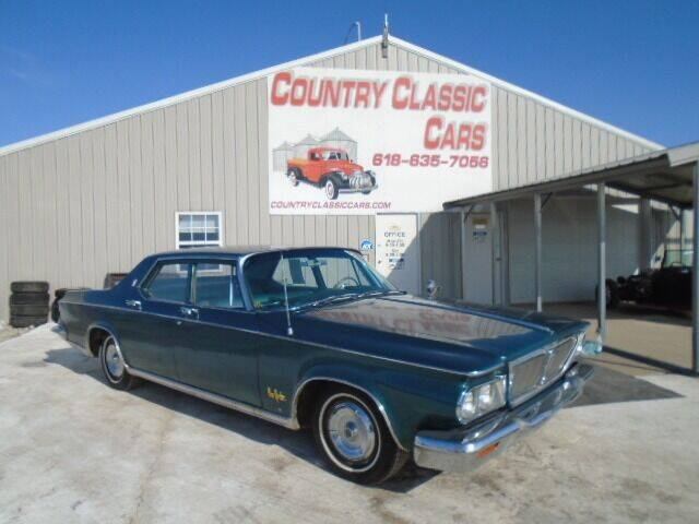 1964 Chrysler New Yorker for sale in Staunton, IL