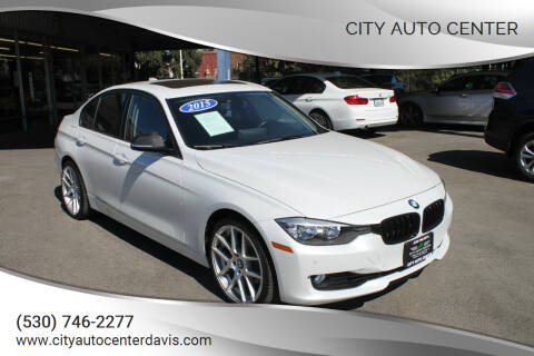 2015 BMW 3 Series for sale at City Auto Center in Davis CA