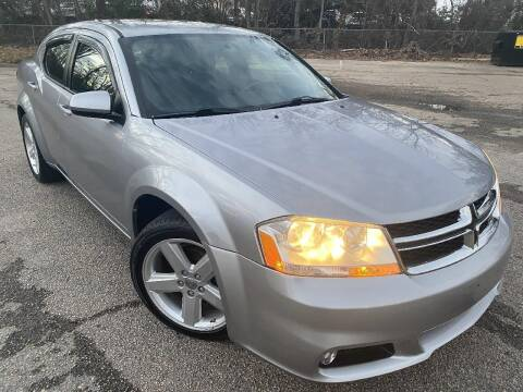 2013 Dodge Avenger for sale at The Auto Depot in Raleigh NC
