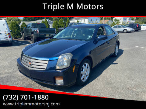 2005 Cadillac CTS for sale at Triple M Motors in Point Pleasant NJ