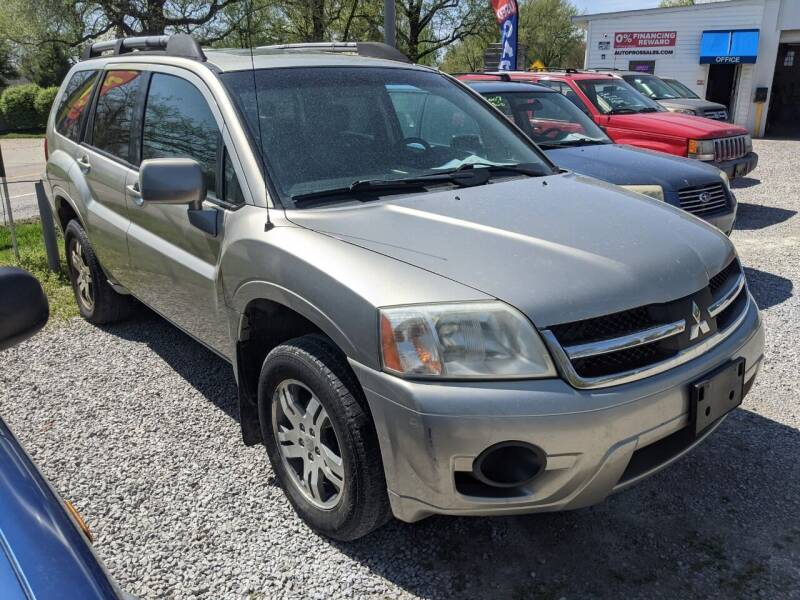 2007 Mitsubishi Endeavor for sale at AUTO PROS SALES AND SERVICE in Belleville IL