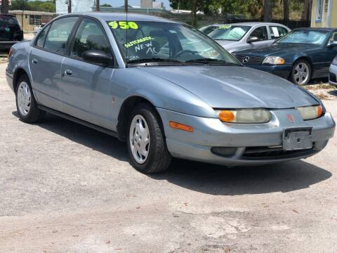2002 Saturn S-Series for sale at Pro Cars Of Sarasota Inc in Sarasota FL