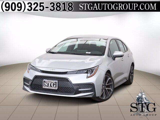 2020 Toyota Corolla for sale in Montclair, CA