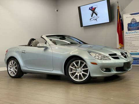 2005 Mercedes-Benz SLK for sale at Texas Prime Motors in Houston TX