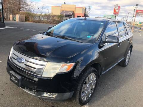 2008 Ford Edge for sale at MAGIC AUTO SALES in Little Ferry NJ