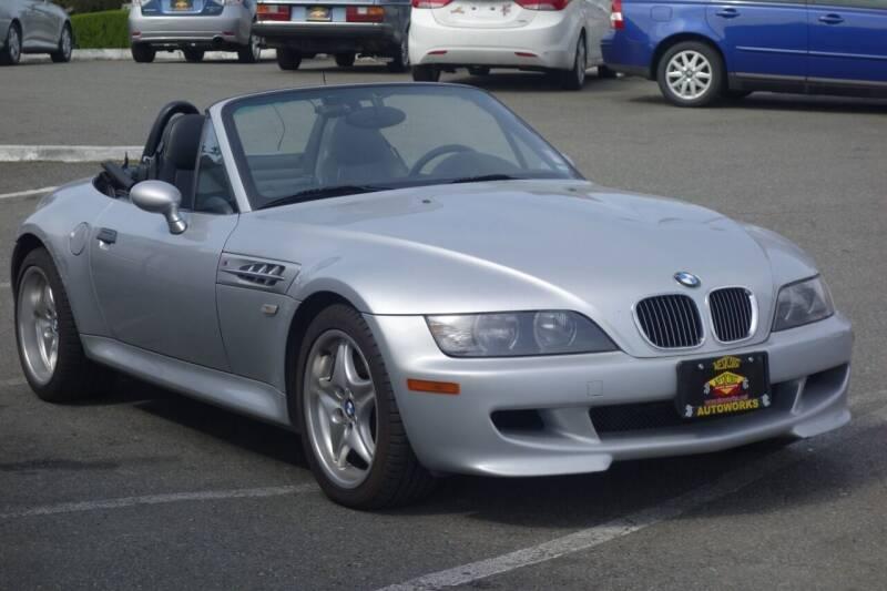 2000 BMW Z3 for sale at West Coast Auto Works in Edmonds WA