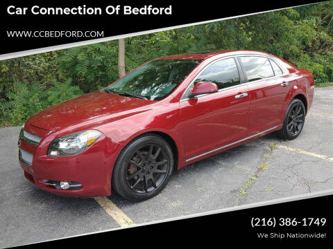 2011 Chevrolet Malibu for sale at Car Connection of Bedford in Bedford OH