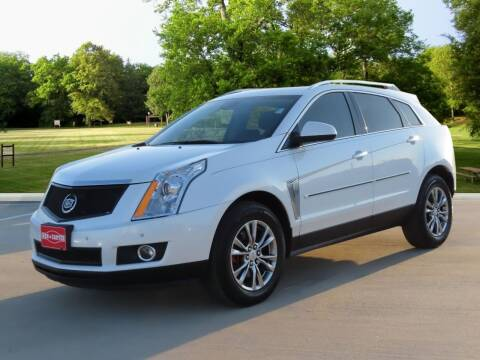 2016 Cadillac SRX for sale at Ron Carter  Clear Lake Used Cars in Houston TX