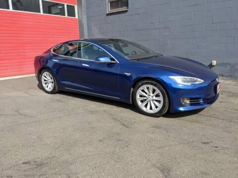 2016 Tesla Model S for sale at Paramount Motors NW in Seattle WA