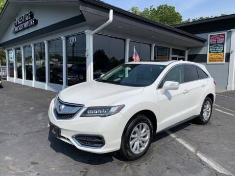 2017 Acura RDX for sale at Prestige Pre - Owned Motors in New Windsor NY