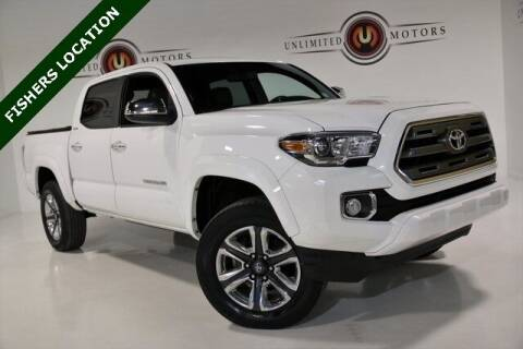 2016 Toyota Tacoma for sale at Unlimited Motors in Fishers IN