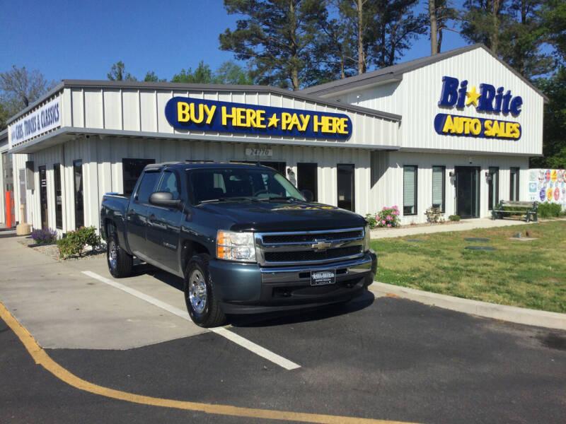 2011 Chevrolet Silverado 1500 for sale at Bi Rite Auto Sales in Seaford DE