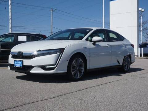 2019 Honda Clarity Plug-In Hybrid for sale at BASNEY HONDA in Mishawaka IN