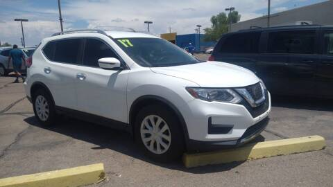 2017 Nissan Rogue for sale at CAMEL MOTORS in Tucson AZ