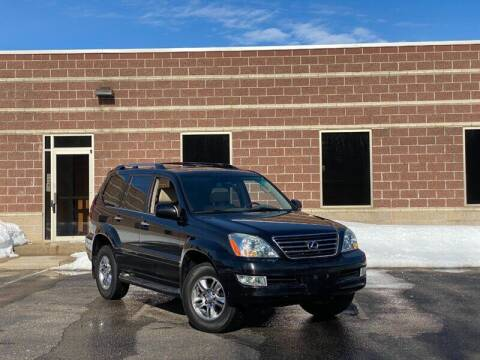 2008 Lexus GX 470 for sale at A To Z Autosports LLC in Madison WI