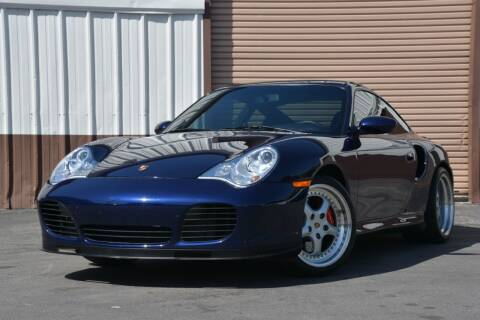2001 Porsche 911 for sale at Milpas Motors in Santa Barbara CA
