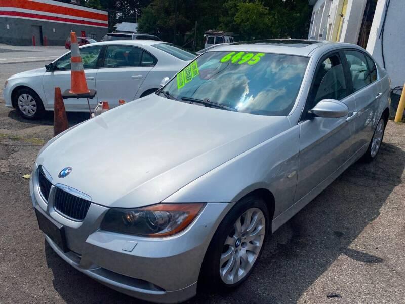 2008 BMW 3 Series for sale at Washington Auto Repair in Washington NJ