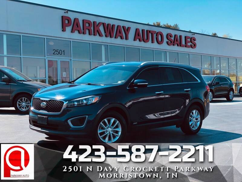 2017 Kia Sorento for sale at Parkway Auto Sales, Inc. in Morristown TN