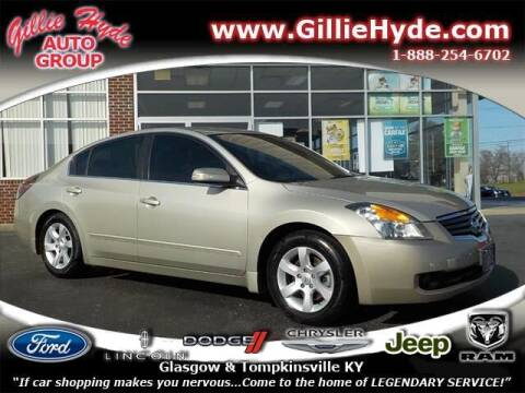 2009 Nissan Altima for sale at Gillie Hyde Auto Group in Glasgow KY