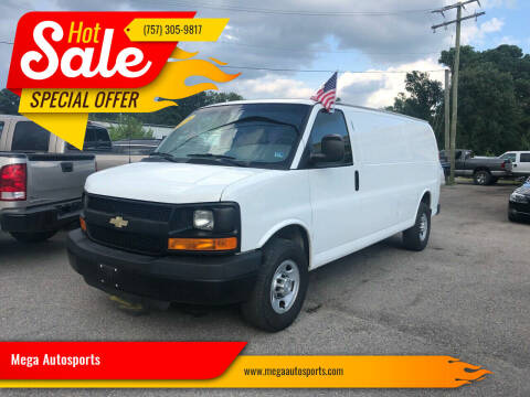2014 Chevrolet Express Cargo for sale at Mega Autosports in Chesapeake VA