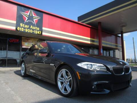 2013 BMW 5 Series for sale at Star Auto Inc. in Murfreesboro TN