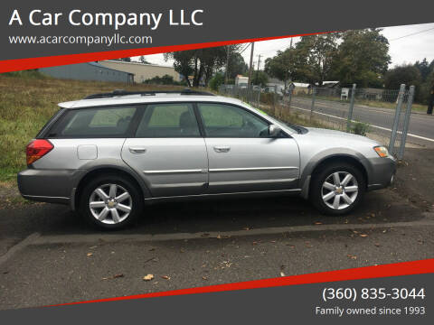 2007 Subaru Outback for sale at A Car Company LLC in Washougal WA
