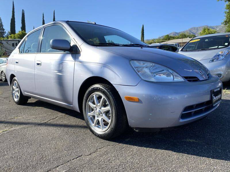 Used 2002 Toyota Prius For Sale Carsforsale Com
