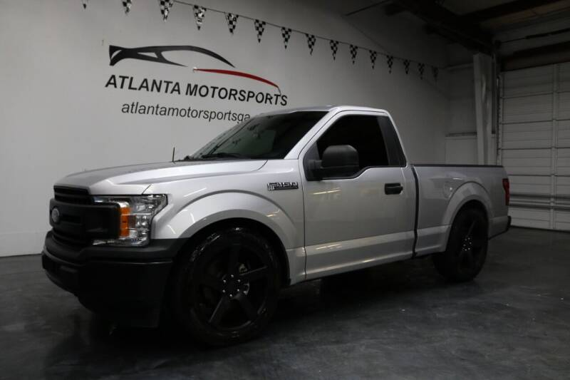 2019 Ford F-150 for sale at Atlanta Motorsports in Roswell GA