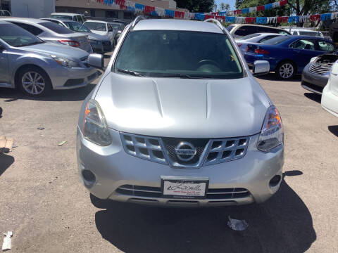 2013 Nissan Rogue for sale at GPS Motors in Denver CO