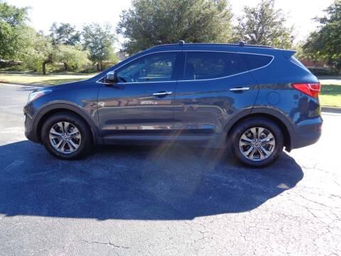 2014 Hyundai Santa Fe Sport for sale at BALKCUM AUTO INC in Wilmington NC