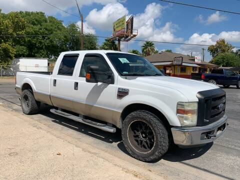 2008 Ford F-350 Super Duty for sale at C.J. AUTO SALES llc. in San Antonio TX