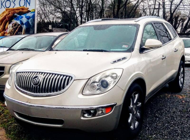 2008 Buick Enclave for sale at Abingdon Auto Specialist Inc. in Abingdon VA