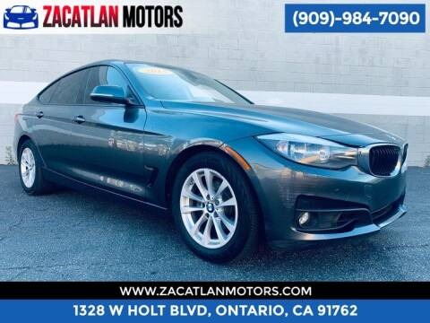 2015 BMW 3 Series for sale at Ontario Auto Square in Ontario CA