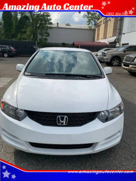 2009 Honda Civic for sale at Amazing Auto Center in Capitol Heights MD