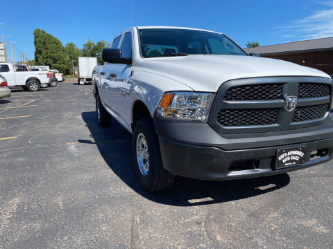 2014 RAM Ram Pickup 1500 for sale at Affordable Auto Sales in Webster WI