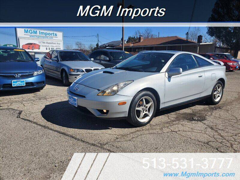 2003 Toyota Celica for sale at MGM Imports in Cincannati OH
